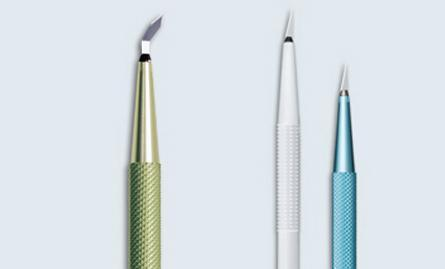 Reusable Ophthalmic Knives